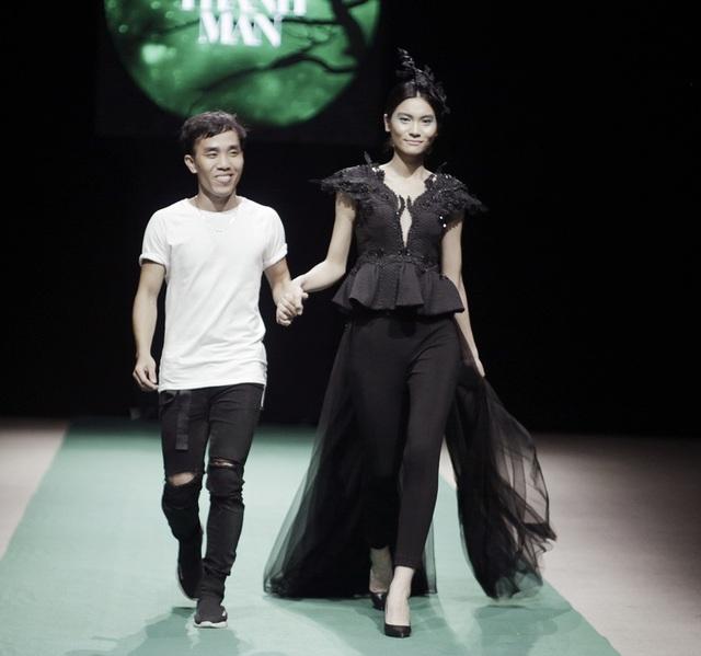 Trần Thanh Mẫn là một điểm sáng của các NTK thế hệ trẻ nhất.
