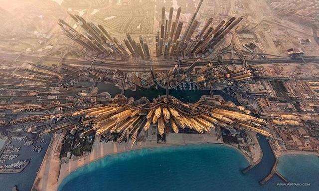 Thành phố sa mạc Dubai