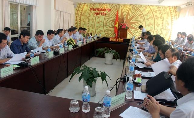 Thanh tra Chính phủ chính thức kiểm tra các dự án liên quan đến rừng tại Phú Yên