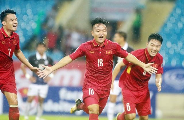 Thanh Trung... (ảnh: Gia Hưng)