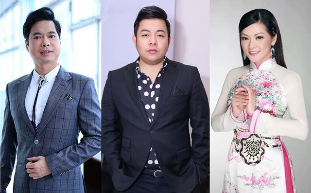 Ngọc Sơn, Quang Lê và Như Quỳnh chính thức là huấn luyện viên đi tìm và đào tạo ra những giọng ca bolero tài năng nhất năm 2018.