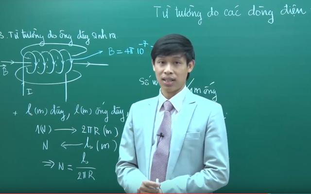 Thầy Nguyễn Ngọc Hải.