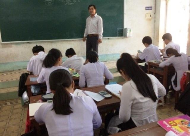 Bí quyết bồi dưỡng học sinh giỏi môn toán của thầy Quách Phước thời gian qua là tìm cách khơi dậy niềm đam mê cho các học trò của mình
