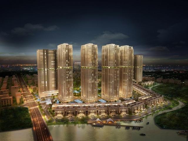 Phát Đạt chuyển nhượng một phần dự án căn hộ The EverRich 3 để gia tăng lợi nhuận