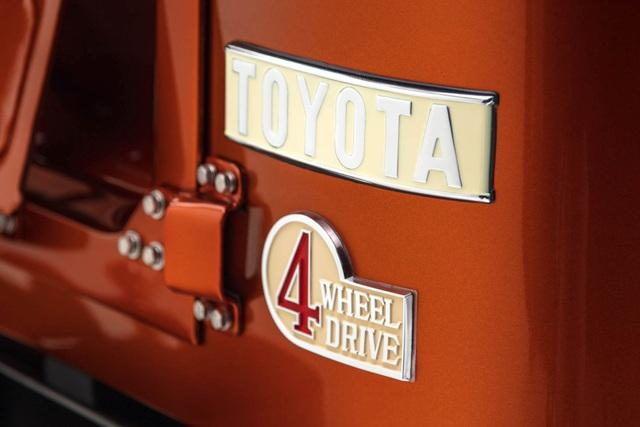 """Toyota FJ40 Land Cruiser 1972 - """"Đồng nát"""" lên đời - 6"""