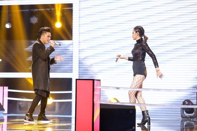 """Thu Minh """"tiêu tan mọi đau buồn"""" trước giọng hát của thí sinh Hàn Quốc - 6"""