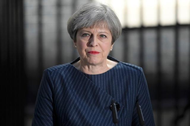 Thủ tướng Anh Theresa May (Ảnh: Reuters)