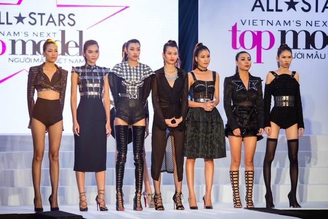 Vietnam's Next Top Model 2017 là sự trở lại của rất nhiều những thí sinh của các mùa thi trước.