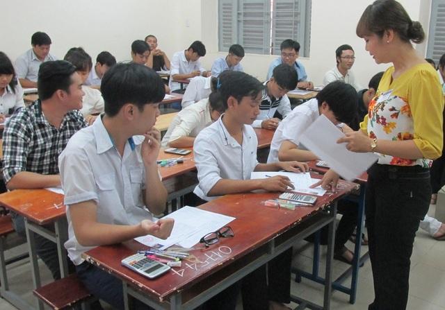 Thời gian tới sẽ học sinh dự thi Kỳ thi THPT quốc gia sẽ thi trên máy tính