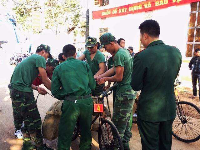 Sôi nổi tái hiện xe đạp thồ Điện Biên Phủ tại Lễ hội Hoa Ban - 6