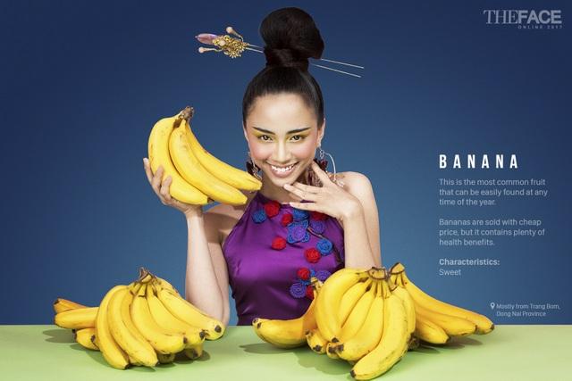 Nguyễn Thiên Nga (nickname: Yumi), 23 tuổi, chiều cao 1m70. Cô hiện là người mẫu tự do và là gương mặt quảng cáo cho nhiều thương hiệu lớn.