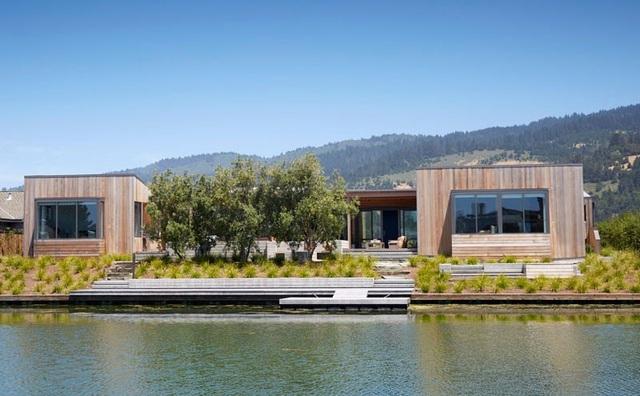 Chiêm ngưỡng những ngôi nhà trệt với thiết kế đẹp hút hồn - 1