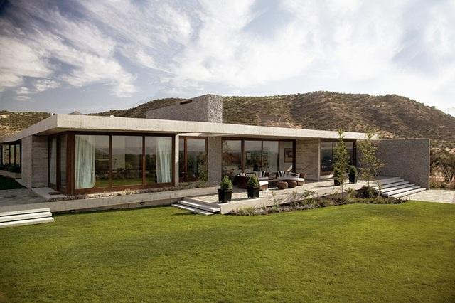Chiêm ngưỡng những ngôi nhà trệt với thiết kế đẹp hút hồn - 5