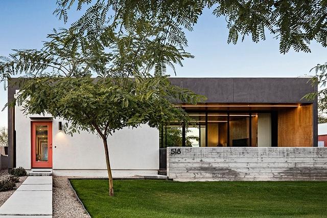 Chiêm ngưỡng những ngôi nhà trệt với thiết kế đẹp hút hồn - 6