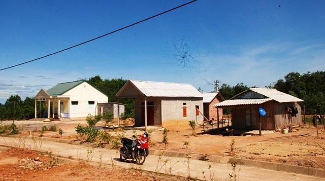 Nhiều hộ gia đình vẫn thuộc diện hộ nghèo
