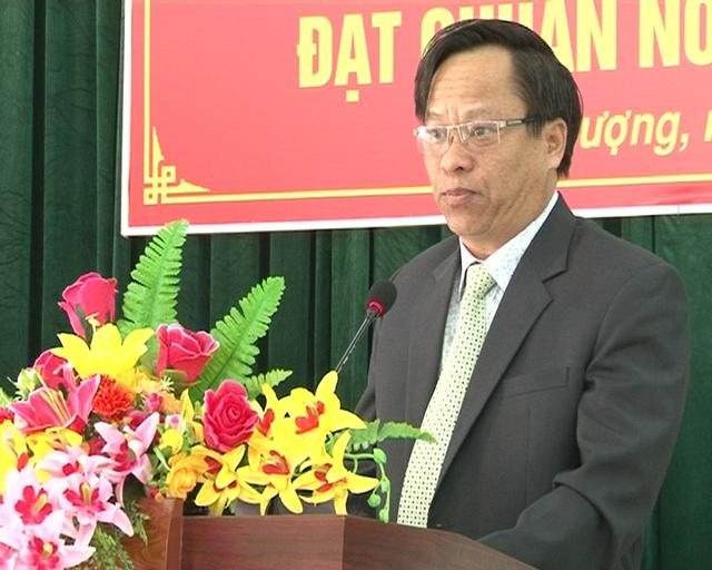 Ông La Phúc Thành, Chủ tịch UBND huyện Phú Vang cho biết sẽ sửa đổi giấy khai sinh, hộ khẩu... của em Hải sớm nhất