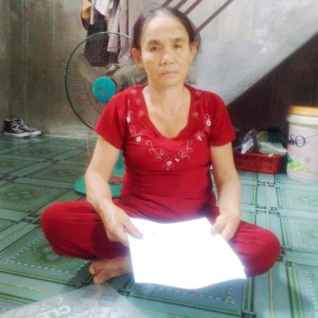 Bà Bê cầu cứu PV và các cơ quan chức năng có hướng giải quyết cho trường hợp con gái bà