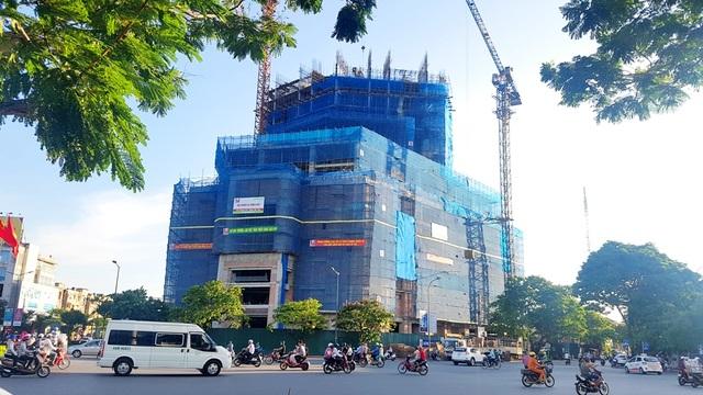 Dự án khu thương mại, dịch vụ Vingroup đang chuẩn bị hoàn thành vào năm 2018 sẽ tạo cho Huế một điểm nhấn mới về du lịch, dịch vụ, giải trí