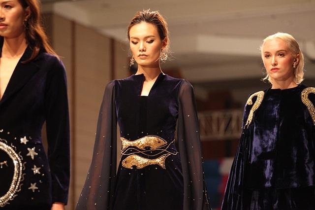 Nhà thiết kế trẻ mong đợi sản phẩm của mình sẽ được những phụ nữ có phong cách tinh tế, sang trọng đón nhận.