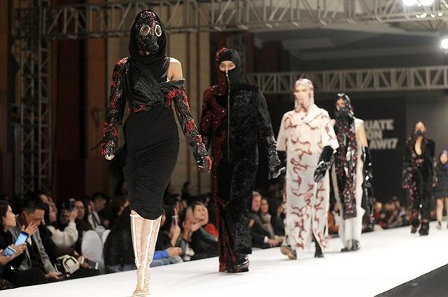 Những mẫu thiết kế của Thùy Linh