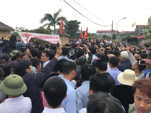 Dân Đồng Tâm chính thức thả 19 chiến sĩ - 19