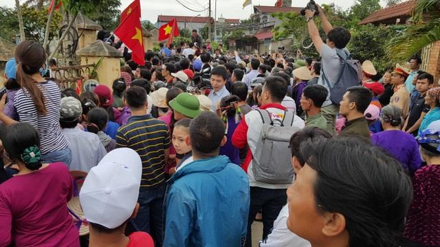Dân Đồng Tâm chính thức thả 19 chiến sĩ - 20