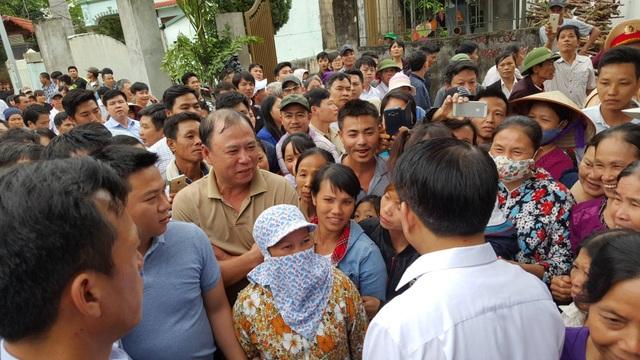 Dân Đồng Tâm chính thức thả 19 chiến sĩ - 22