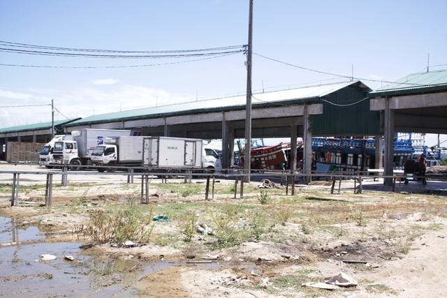 UBND tỉnh Quảng Ngãi vừa quyết định thanh tra việc chấp hành các quy định pháp luật tại Dự án Cảng cá và Trung tâm Dịch vụ hậu cần nghề cá Sa Kỳ sau khi báo Dân trí và một số cơ quan báo chí phản ánh tồn tại, vướng mắc của dự án này.