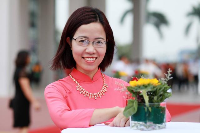 Ths. Vũ Thu Chinh - Trưởng phòng Tuyển sinh Đại học FPT.