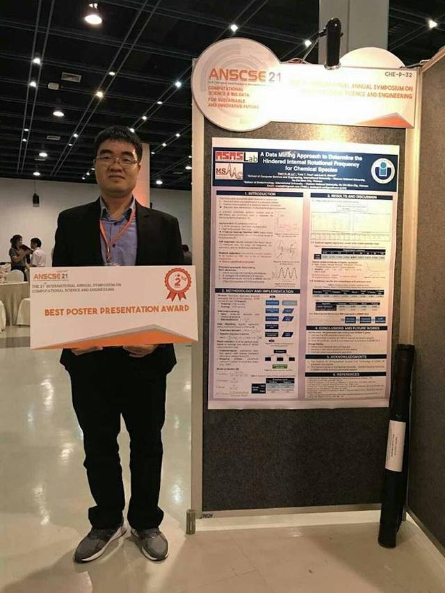 Lê Huỳnh Minh Triết tham dự hội thảo khoa học tại Thái Lan
