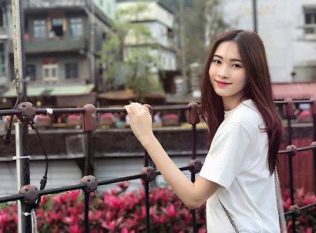 Hoa hậu Đặng Thu Thảo đăng bức ảnh du lịch ở Đài Loan qua ống kính của bạn trai Tín Nguyễn.