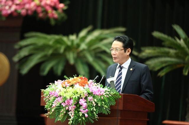 Thứ trưởng Bộ Thông tin và Truyền thông Hoàng Vĩnh Bảo