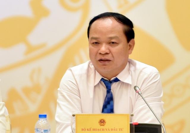 Thứ trưởng Bộ Kế hoạch và Đầu tư Đào Quang Thu phản hồi về báo cáo của Kiểm toán Nhà nước xung quanh việc Bộ KH&ĐT bị cho phân bổ vốn thiếu cơ sở, chậm trễ năm 2015