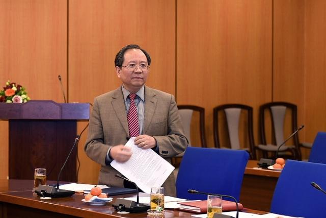 Thứ trưởng Bộ Tài chính Đỗ Hoàng Anh Tuấn