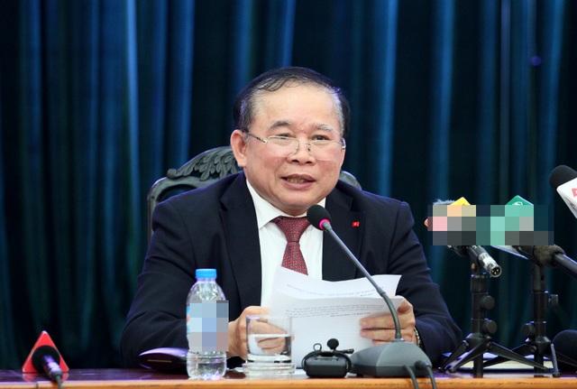 Thứ trưởng Bộ GD&ĐT Bùi Văn Ga (Ảnh: Mai Châm)