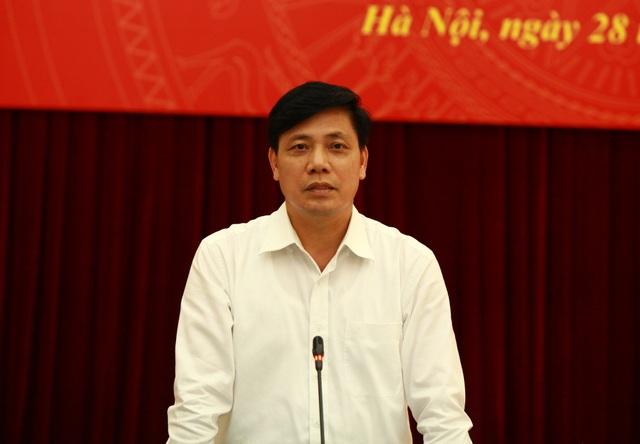 Thứ trưởng Bộ GTVT Nguyễn Ngọc Đông