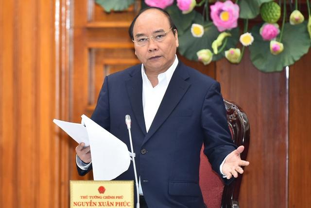 Thủ tướng: Không vì khó khăn về kinh phí mà để giao thông tiếp tục là nút thắt.