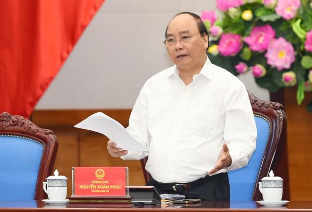 """Thủ tướng: """"Chủ tịch các tỉnh đã đối thoại với dân chưa, đã lắng nghe dân để giải quyết thấu tình, đạt lý chưa?."""