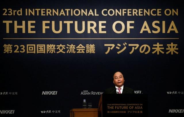 Thủ tướng Nguyễn Xuân Phúc (Ảnh: Reuters)