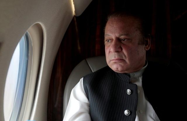 Thủ tướng Pakistan Nawaz Sharif (Ảnh: Reuters)