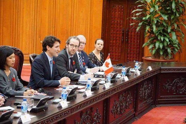 Canada sẽ hỗ trợ các nỗ lực của Việt Nam ứng phó với biến đổi khí hậu và thúc đẩy phát triển bền vững (ảnh: Hữu Nghị)