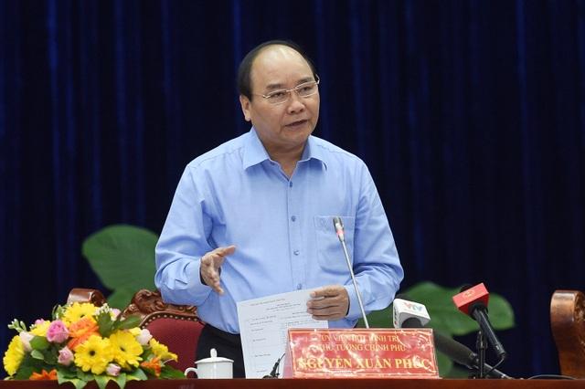 Thủ tướng chủ trì Hội nghị phát triển ngành tôm Việt Nam.