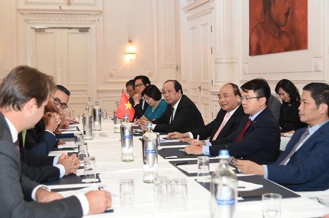 Thủ tướng khẳng định EU là đối tác hàng đầu của Việt Nam (ảnh: VGP)