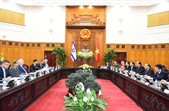 Thủ tướng muốn học hỏi mô hình quốc gia khởi nghiệp của Israel - 2