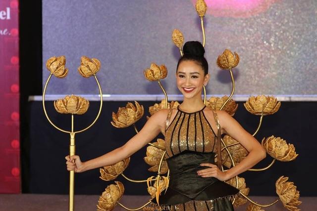 Hà Thu xuất sắc giành thêm hai huy chương vàng tại Hoa hậu Trái đất 2017 - 7