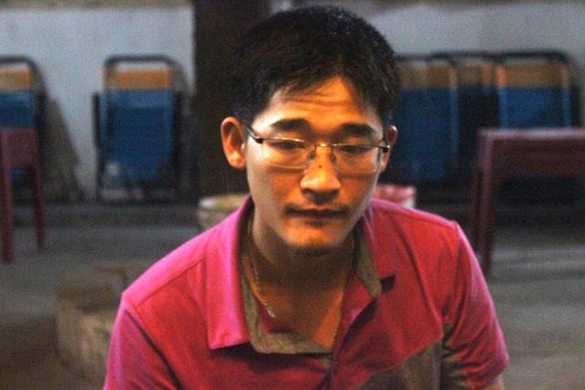 Anh Thuận cho rằng bản tóm tắt bệnh án của con trai anh không đúng sự thật.
