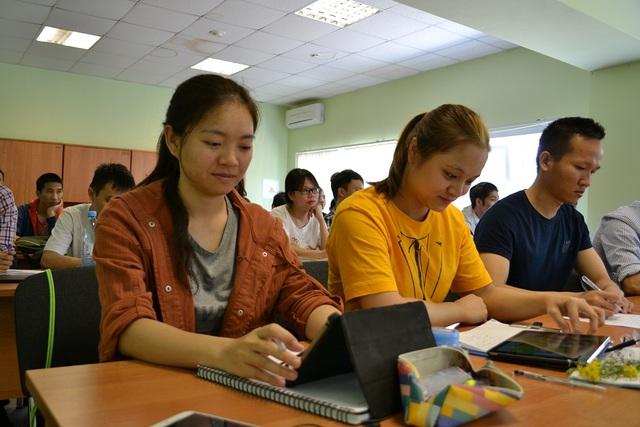 30 sinh viên Việt Nam hoàn thành khóa thực tập tại Nhà máy điện hạt nhân Novovoronezh ở Nga - 2