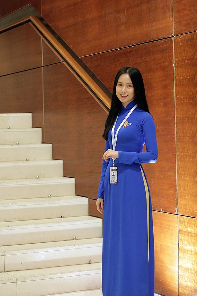 Hoa khôi sinh viên trải lòng về bản lĩnh người trẻ thời đại mới - 4