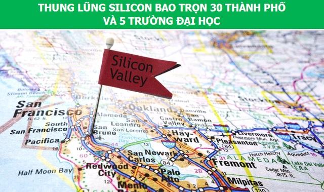 Những sự thật thú vị về thung lũng Silicon- Kinh đô công nghệ toàn cầu(P1) - 1