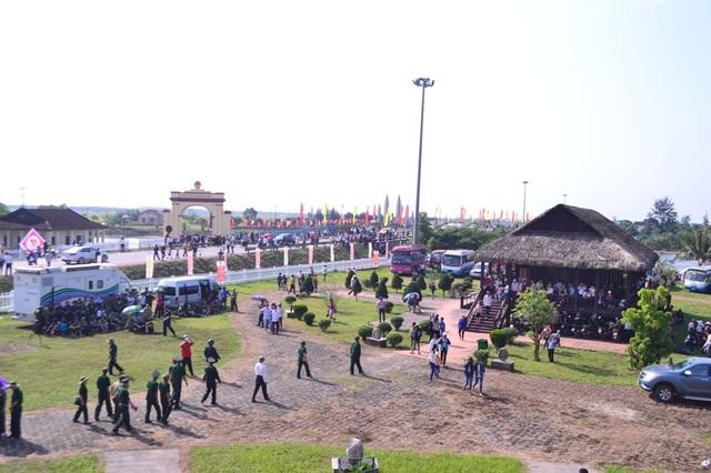 Đôi bờ Hiền Lương - Bến Hải trong ngày hội thống nhất non sông